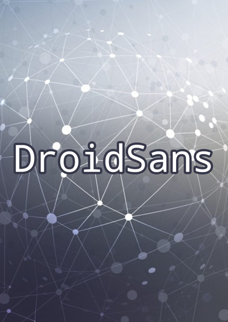 Download Droid Sans font (typeface)