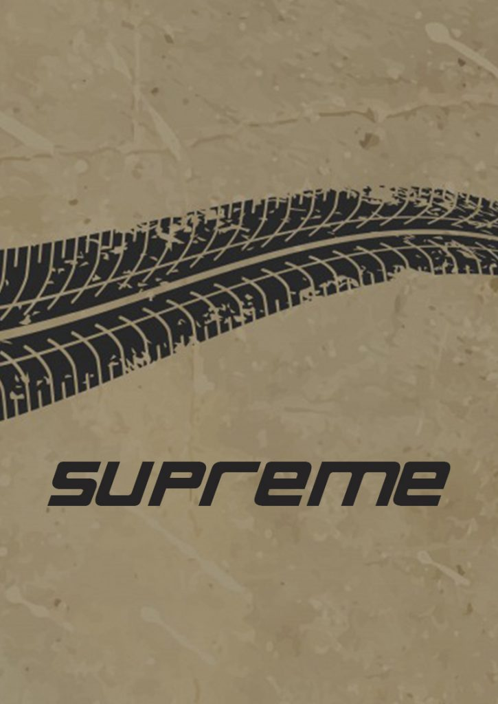 Download Supreme font (typeface)