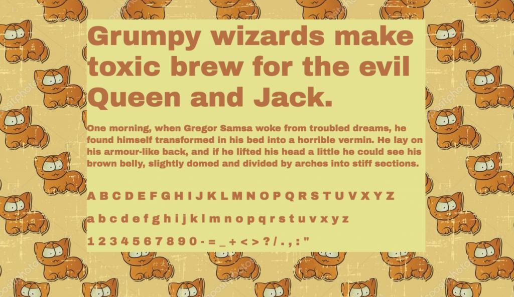Download Archivo Black font (typeface)