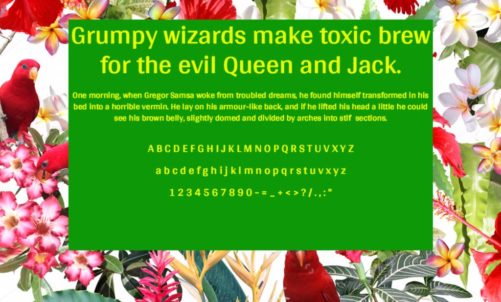 Download Arya font (typeface)