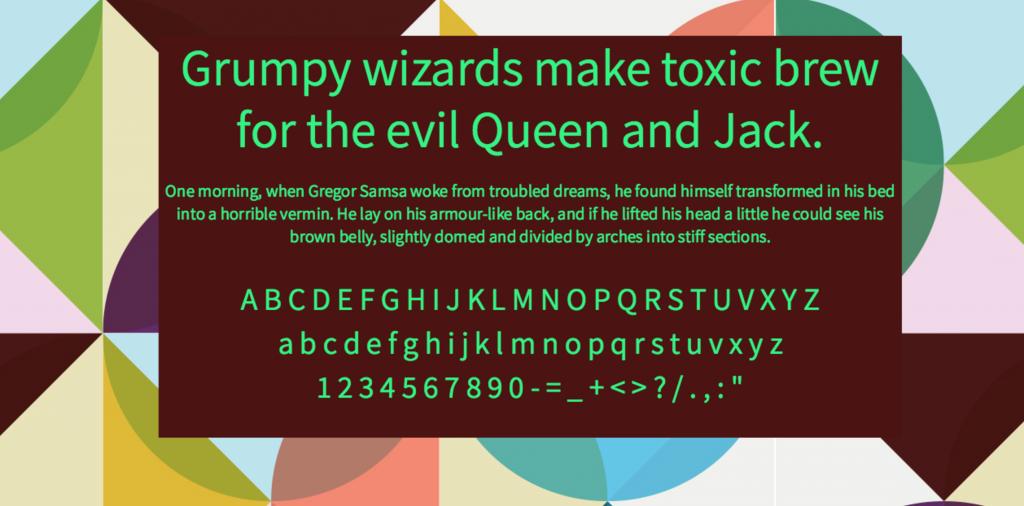 Download Assistant font (typeface)