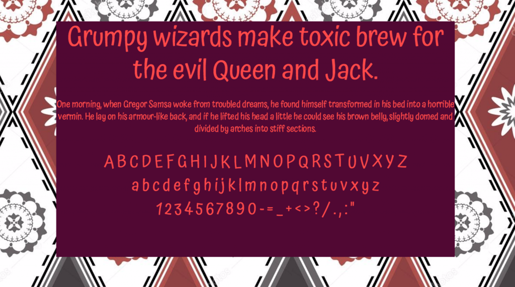 Download Atma font (typeface)