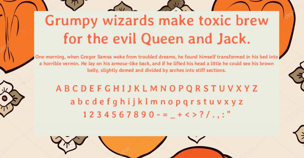 Download Averia font (typeface)