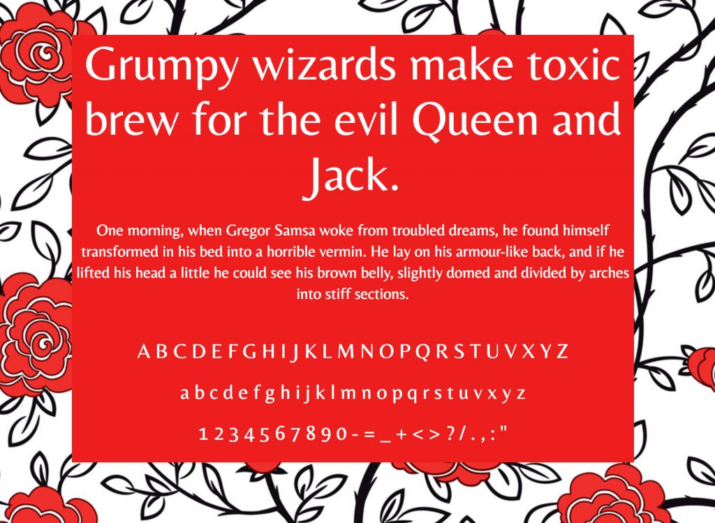 Download Belleza font (typeface)