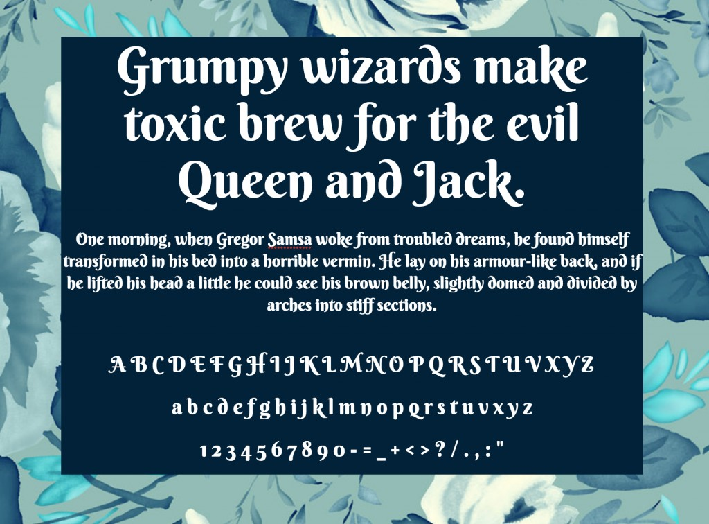Download Berkshire Swash font (typeface)