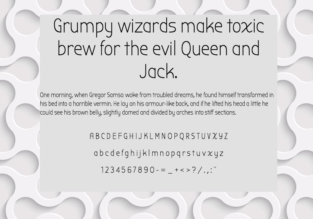 Download Bubbler One font (typeface)
