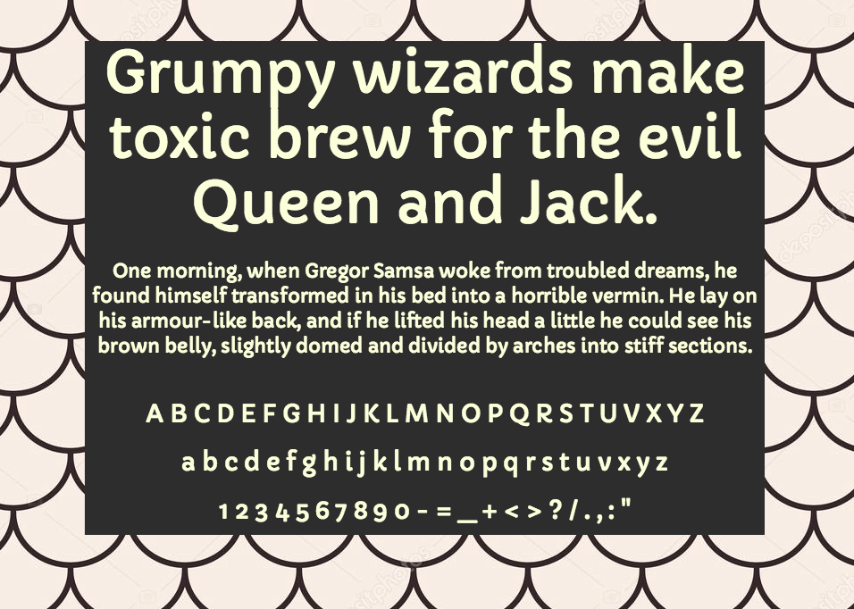 capriola font