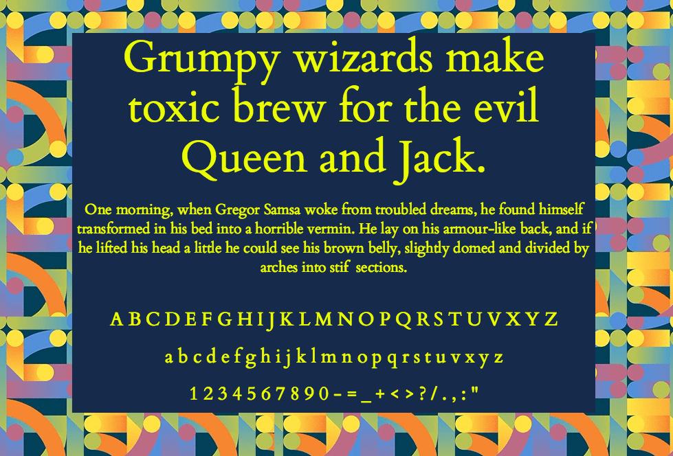 Download Cardo font (typeface)