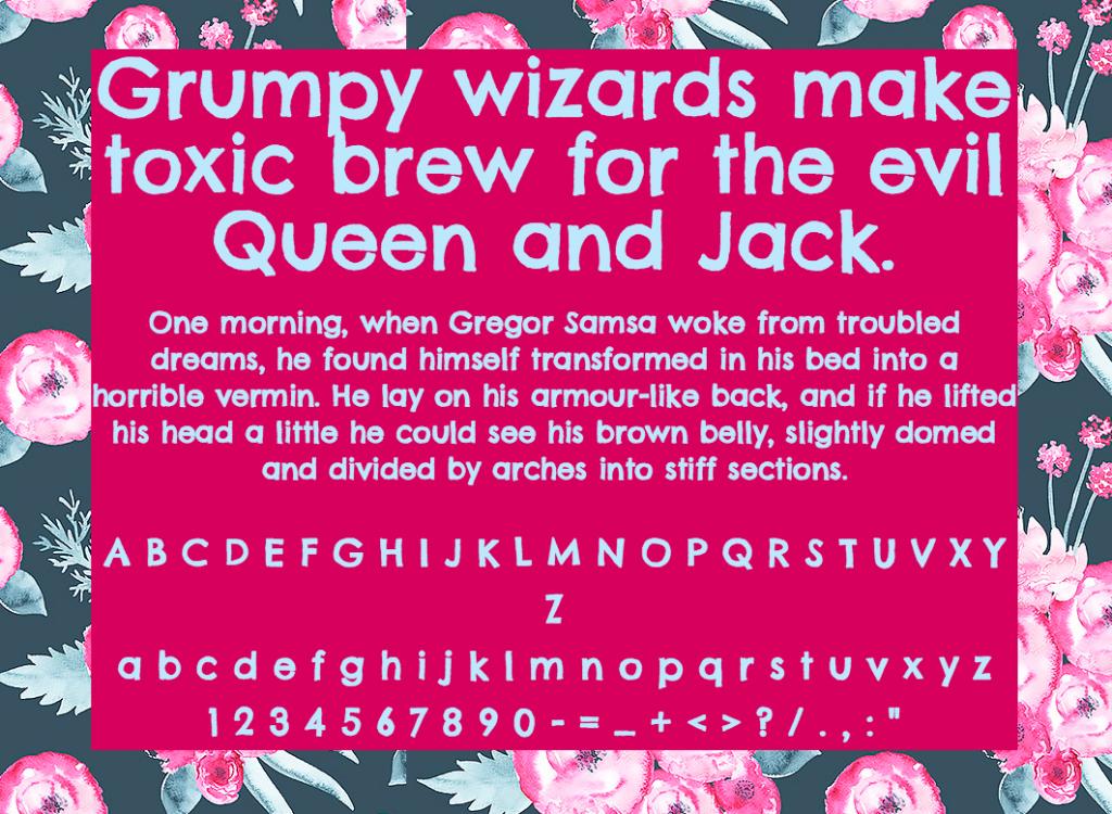 Download Chelsea Market font (typeface)