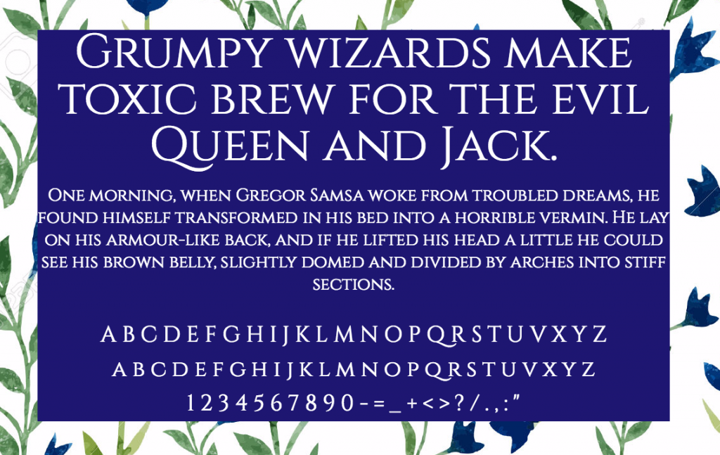 Download Cinzel font (typeface)