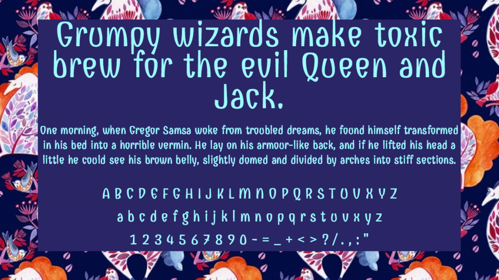Download Combo font (typeface)