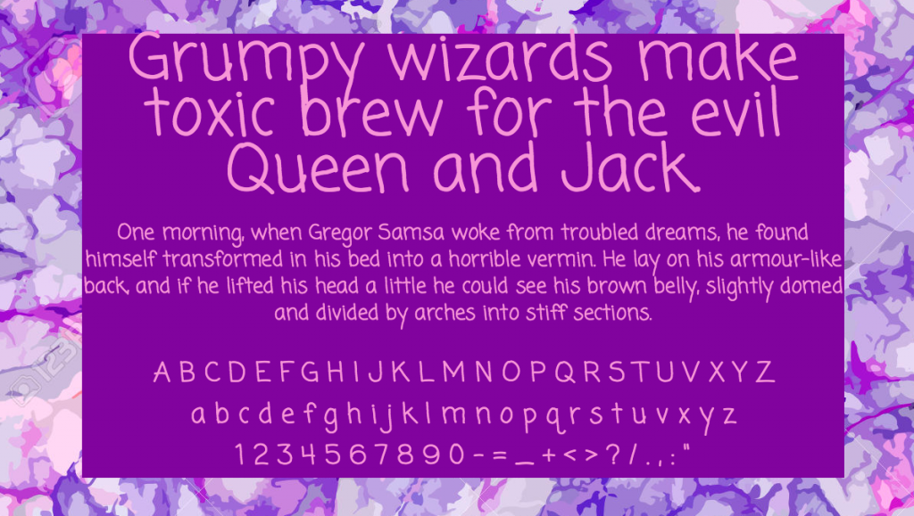 Download Coming Soon font (typeface)