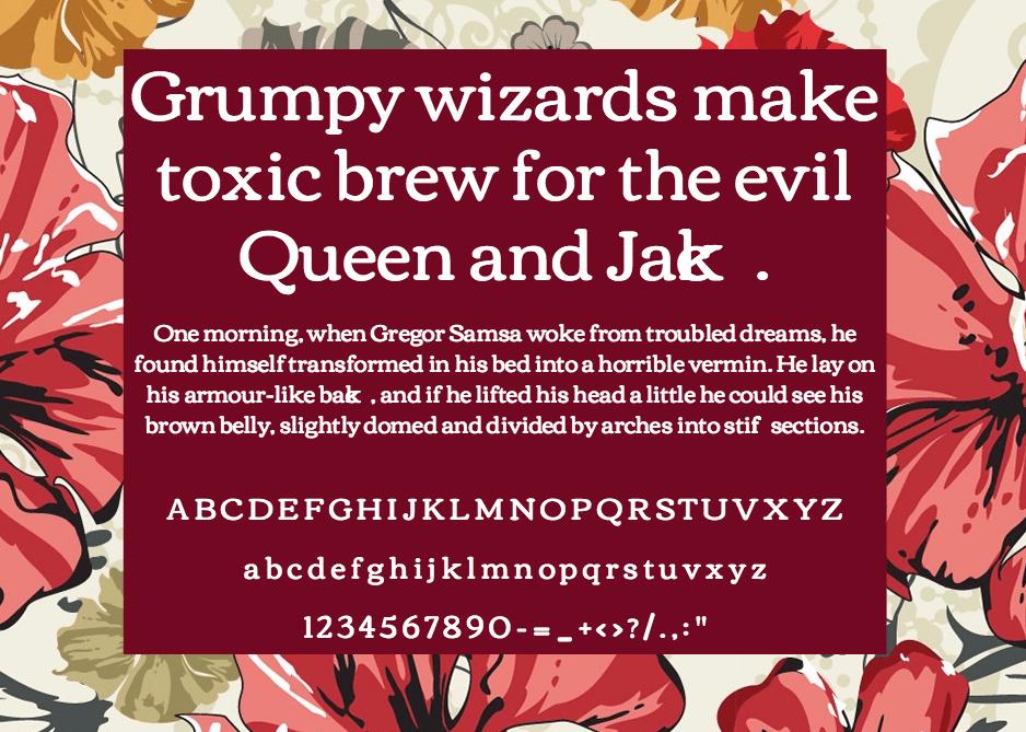Download Corben font (typeface)