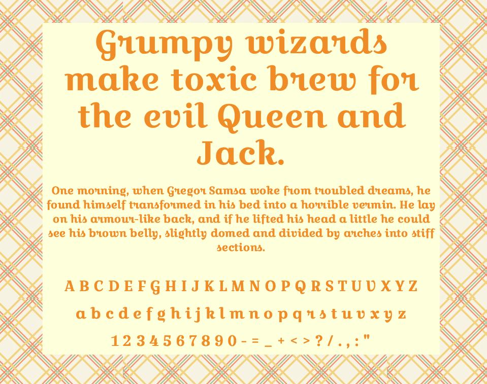Download Croissant One font (typeface)