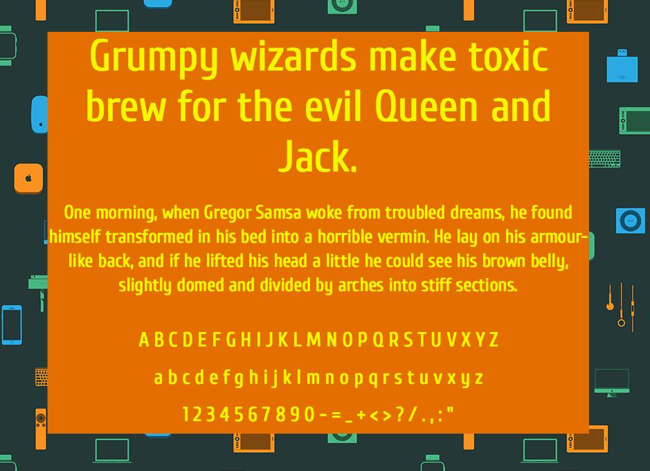 Download Cuprum font (typeface)