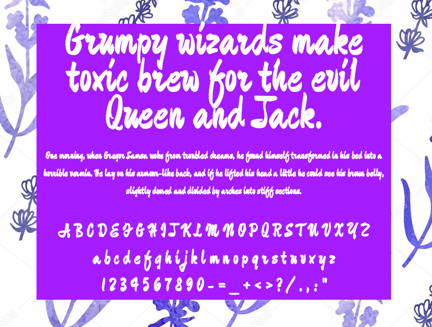 Download Devonshire font (typeface)