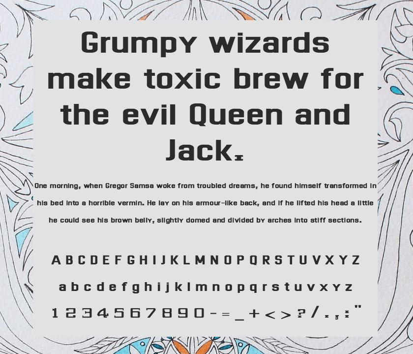 Download Dhurjati font (typeface)