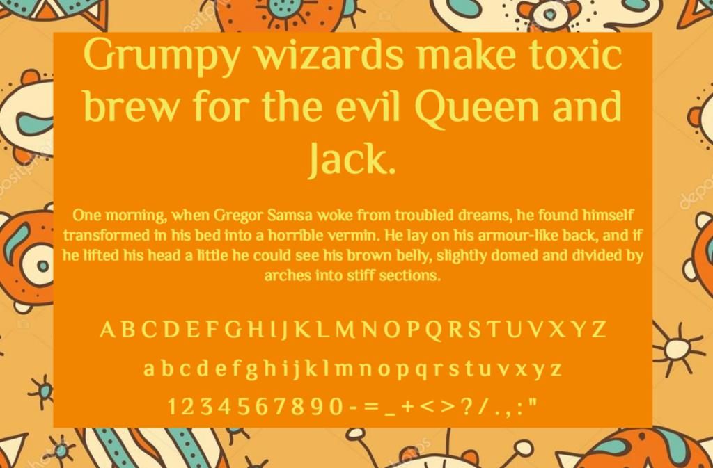 Download El Messiri font (typeface)
