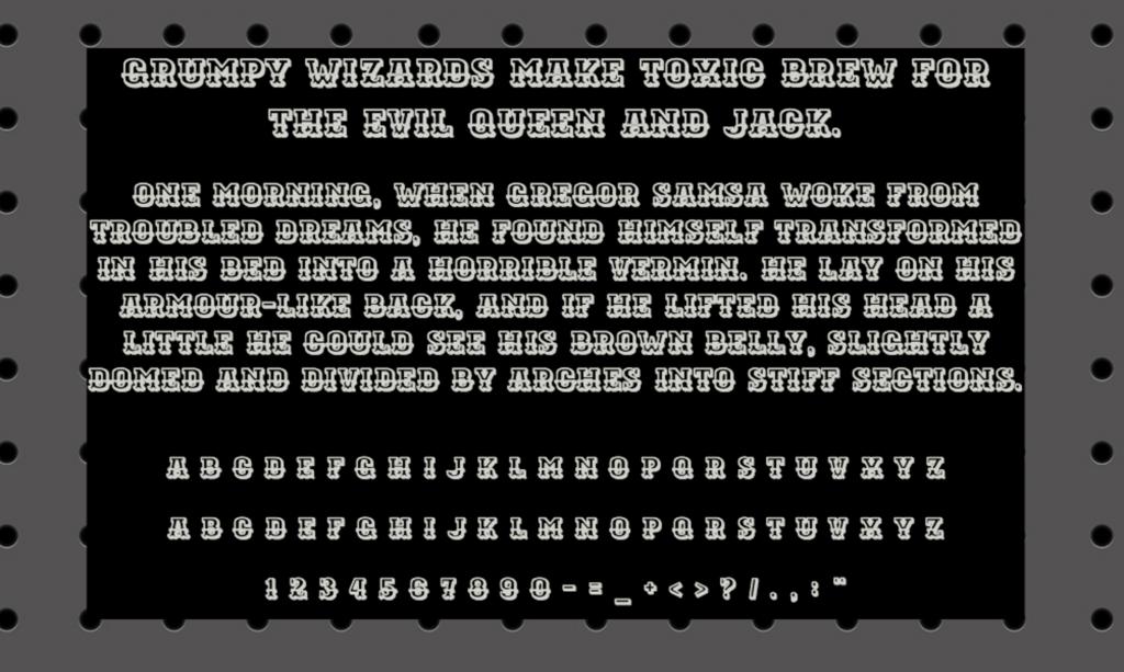 Download Ewert font (typeface)