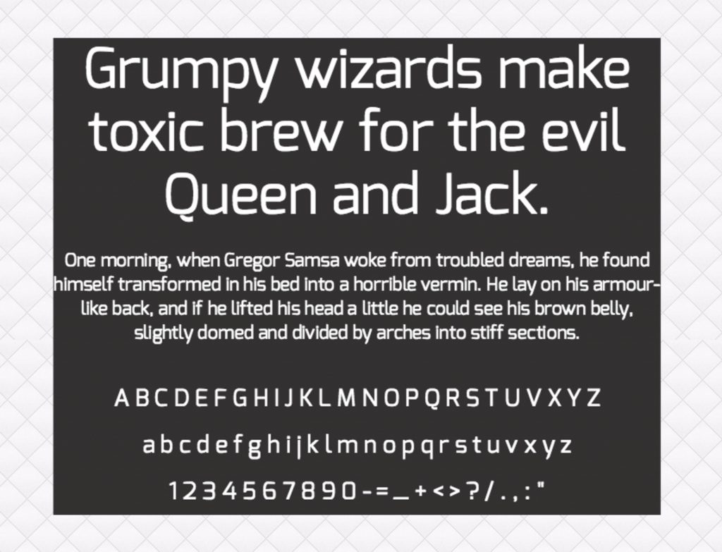 Download Exo font (typeface)