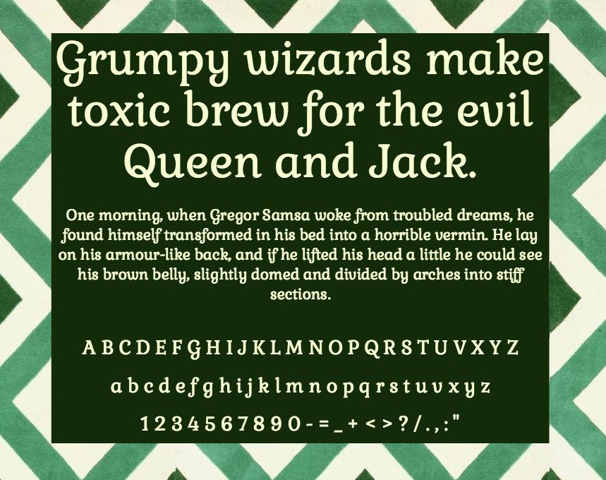 Download Gabriela font (typeface)