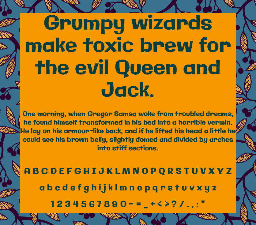 Download Galindo font (typeface)
