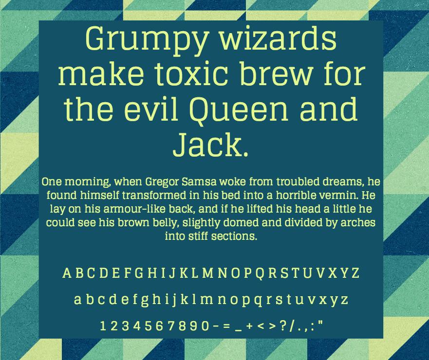 Download Glegoo font (typeface)