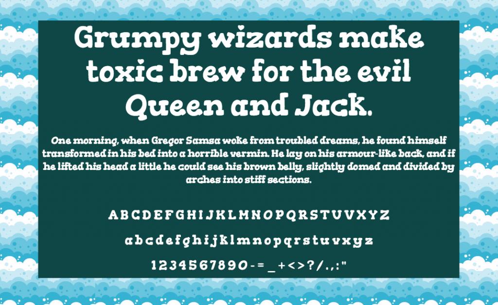 Download Gorditas font (typeface)