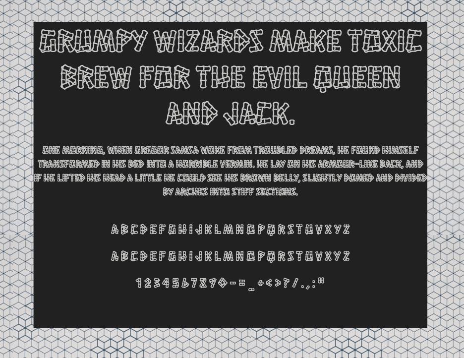 Download Hanalei font (typeface)