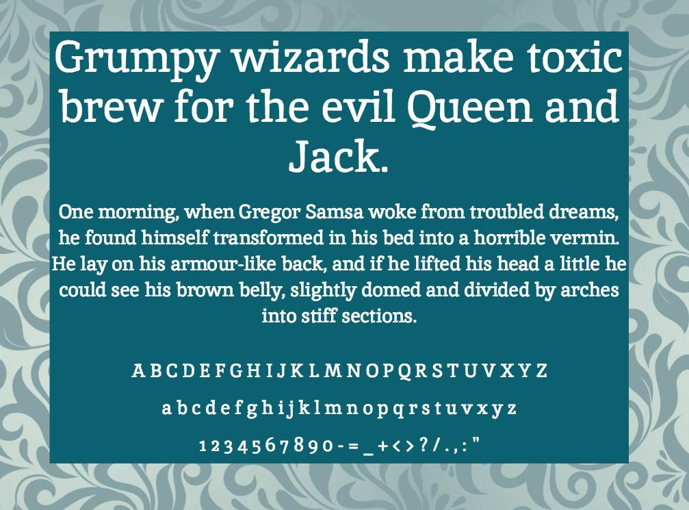 Download Inika font (typeface)
