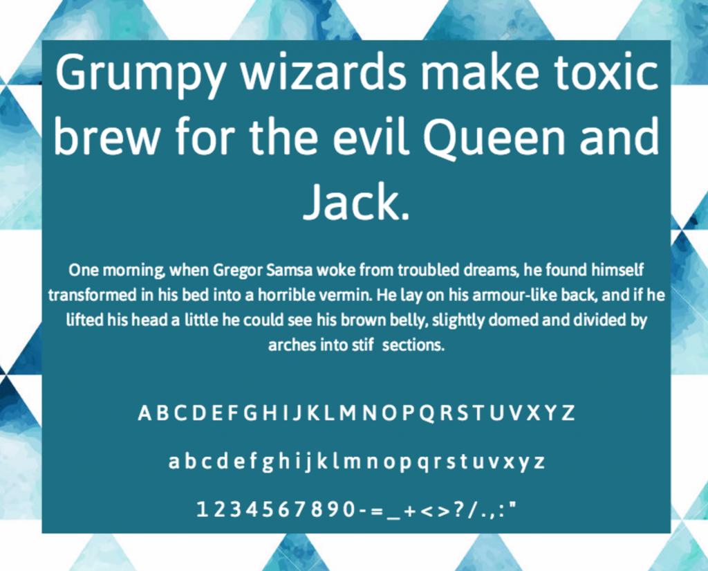 Download Jaldi font (typeface)