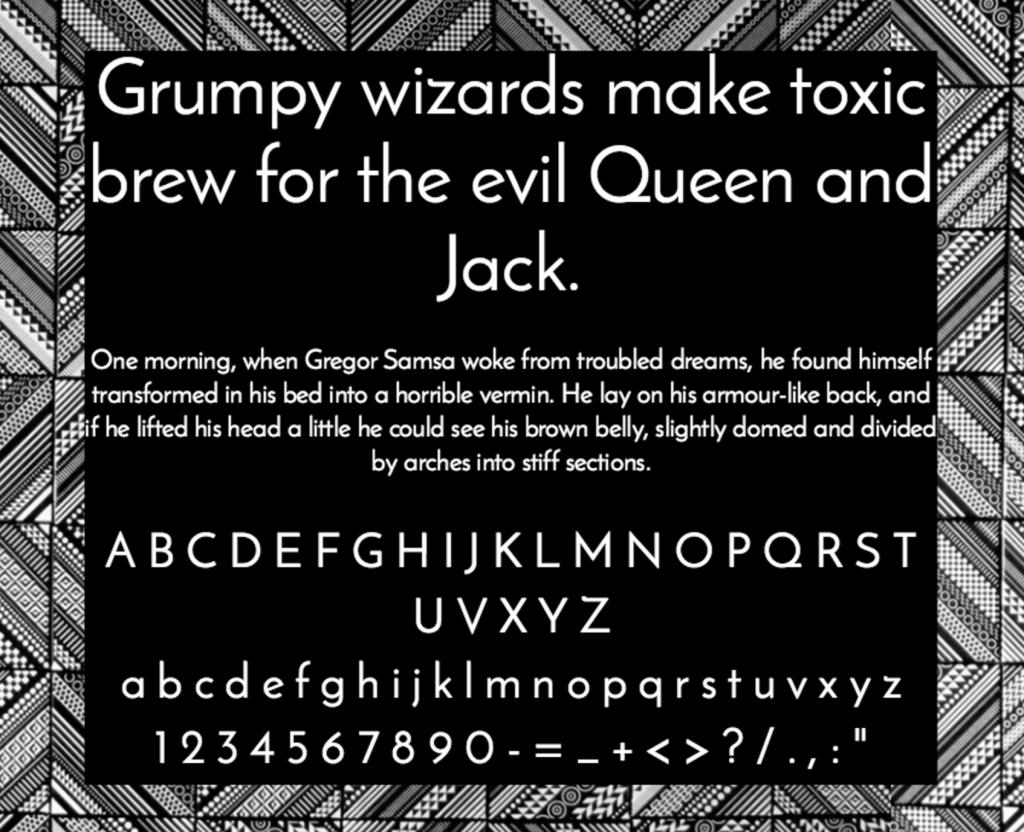 Download Josefin font (typeface)