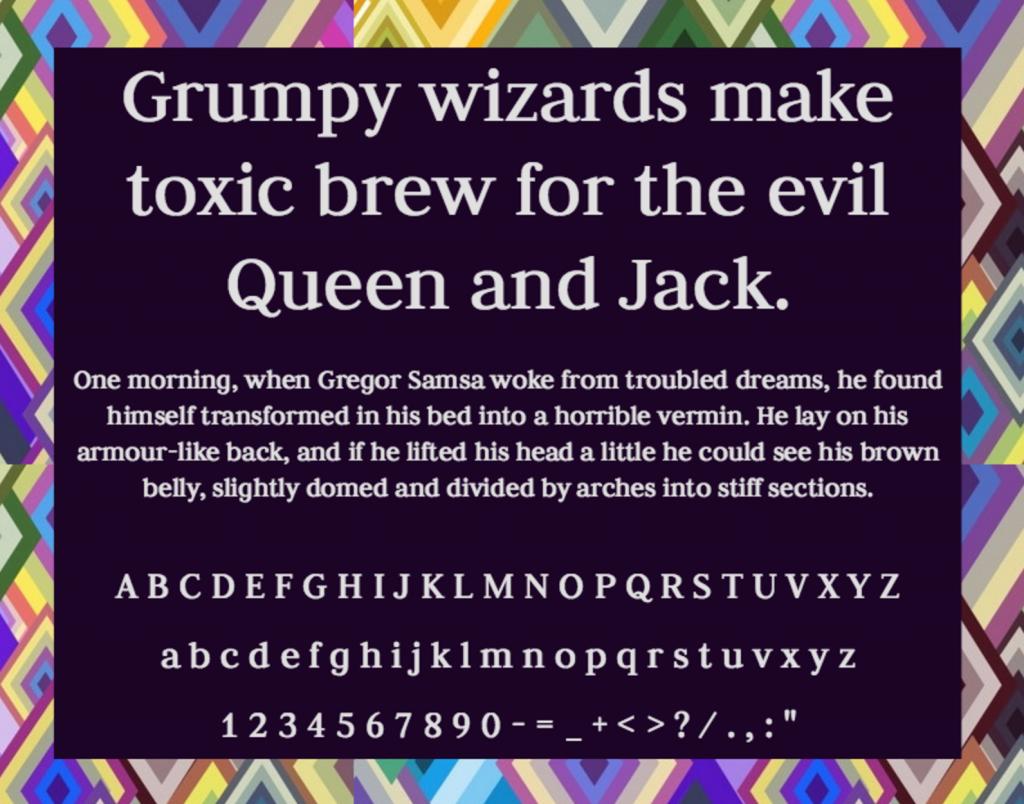Download Judson font (typeface)