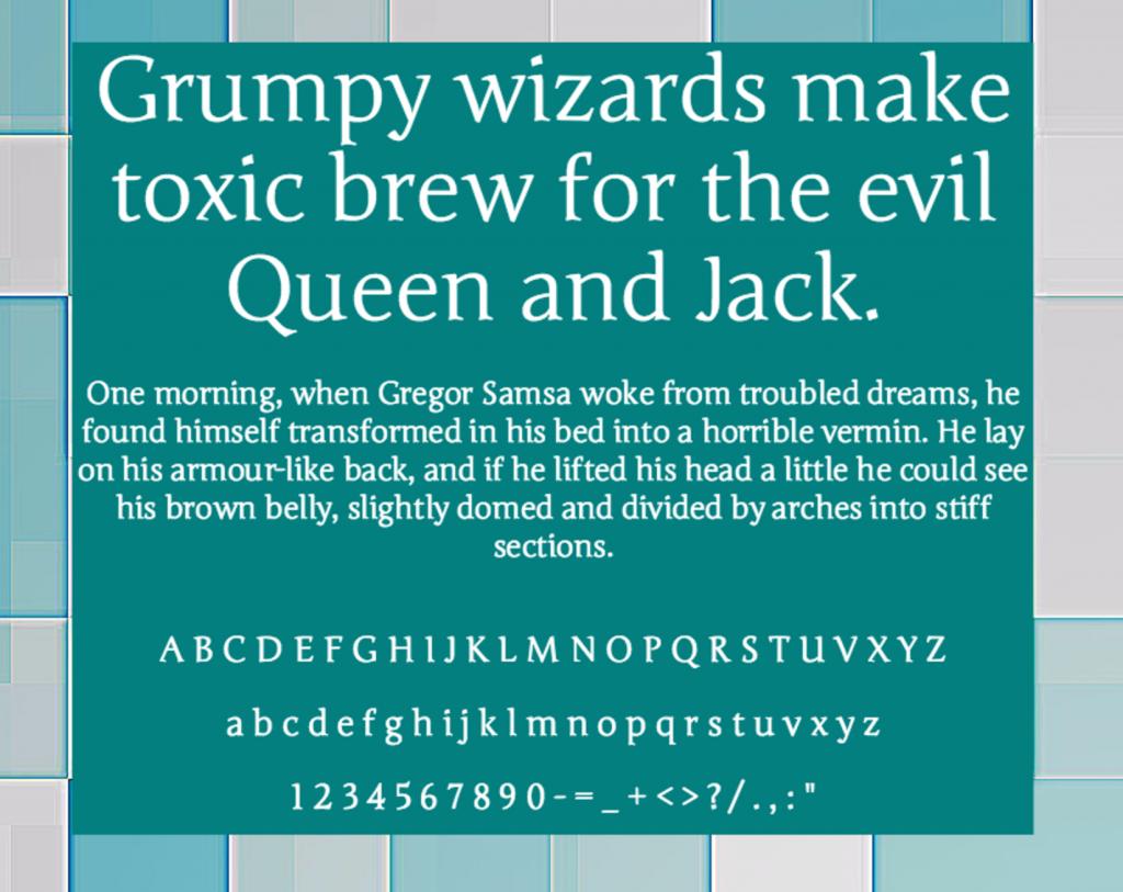 Download Junge font (typeface)