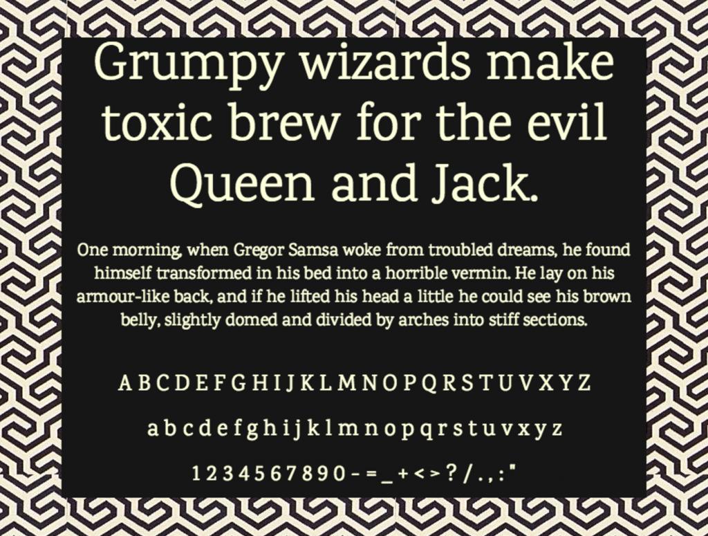 Download Karma font (typeface)