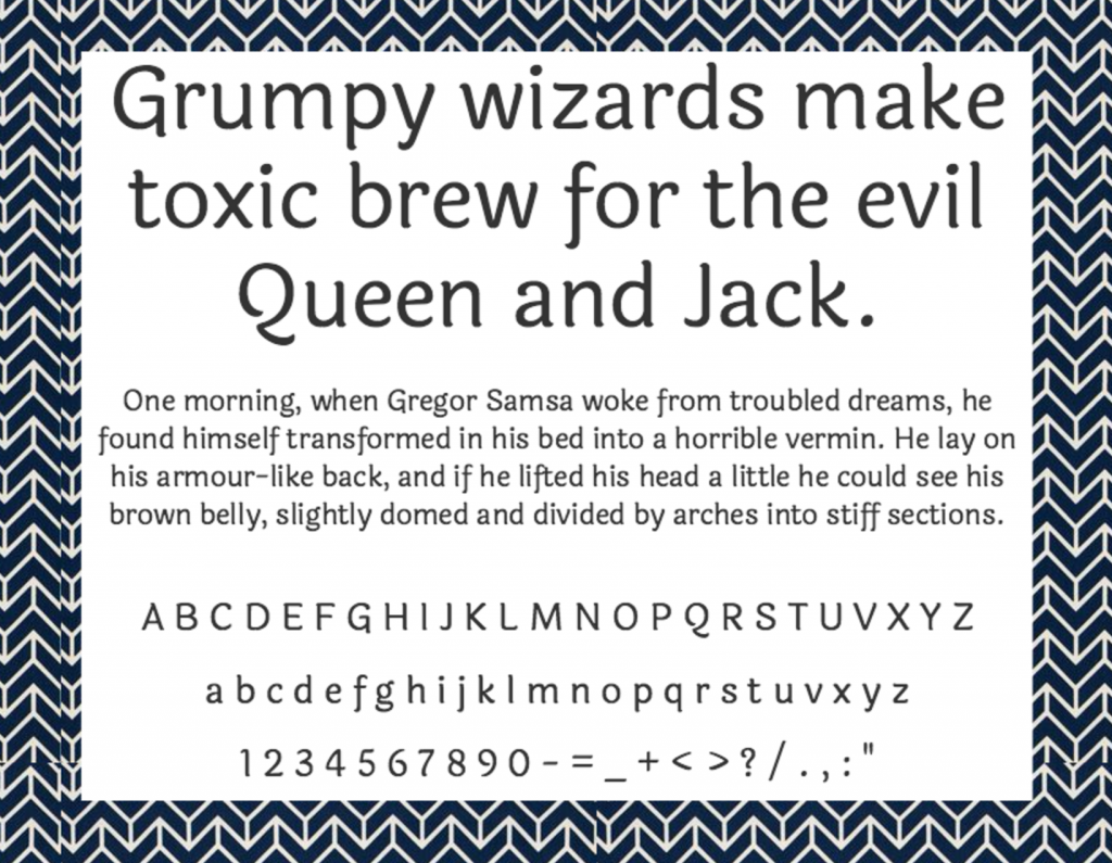 Download Laila font (typeface)