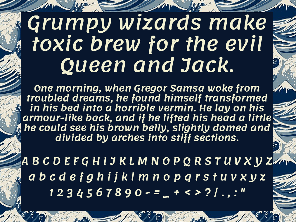 Download Lemonada font (typeface)