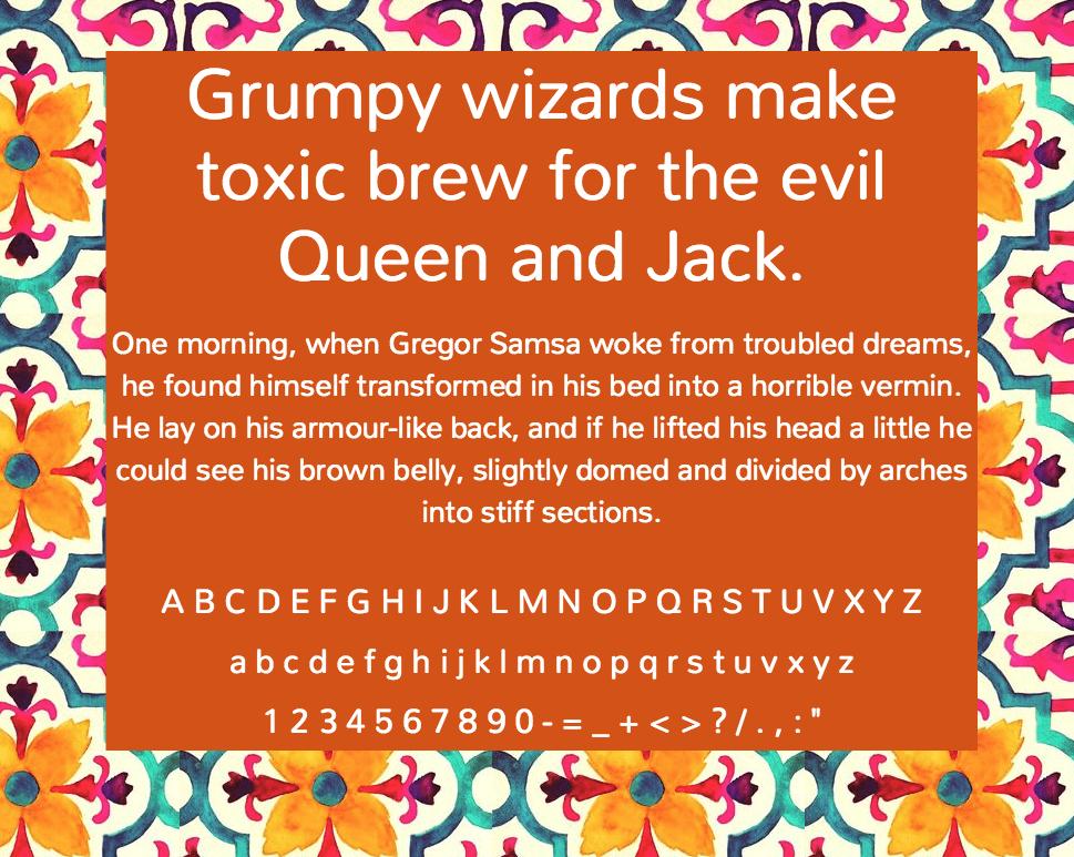 Download Mandali font (typeface)