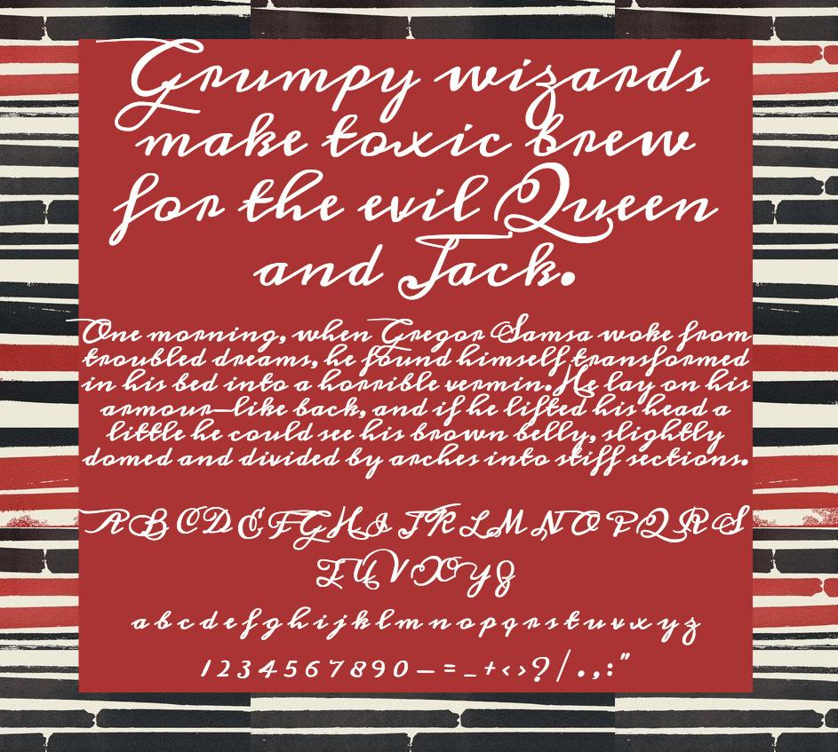 Download Meddon font (typeface)