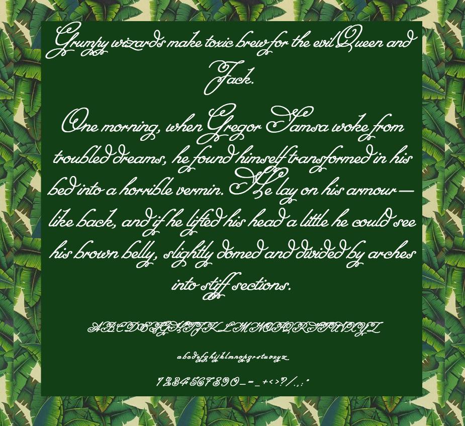 Download Miss Fajardose font (typeface)