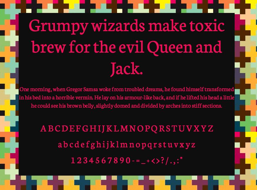 Download Neuton font (typeface)