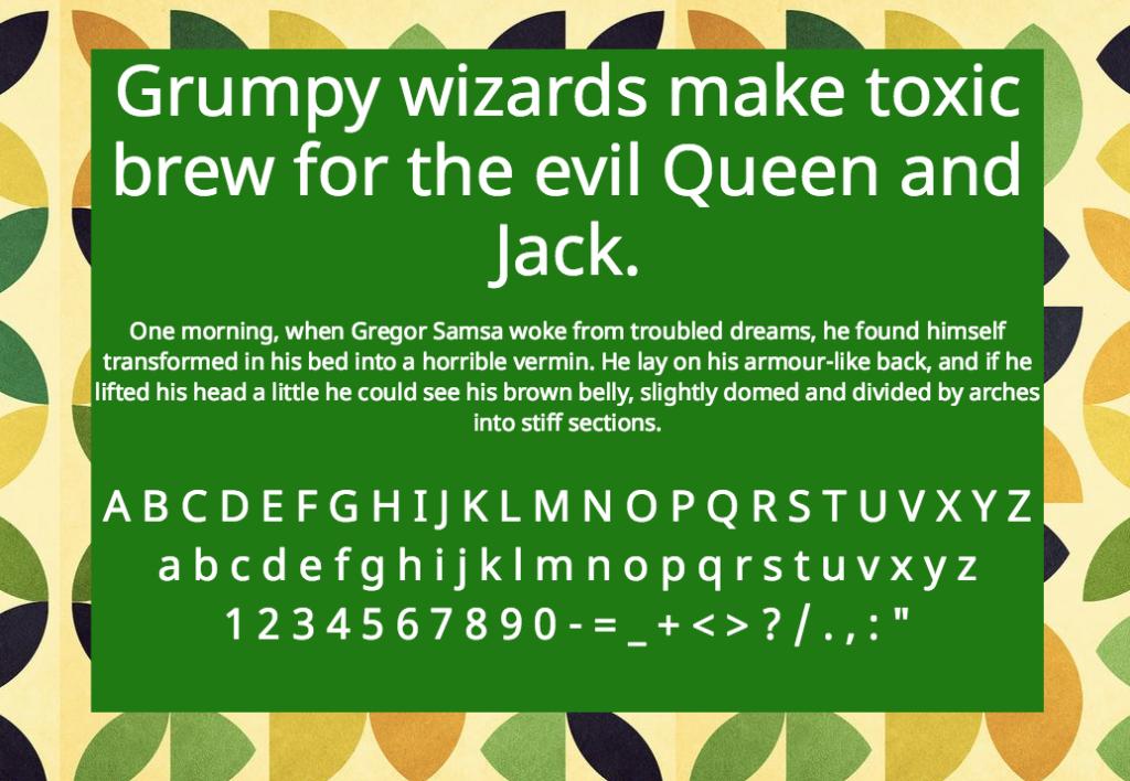 Download Noto Sans Serif font (typeface)
