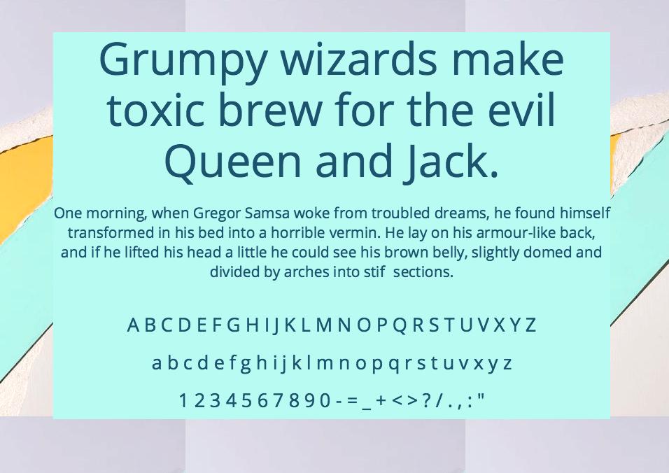 Download Open Sans font (typeface)