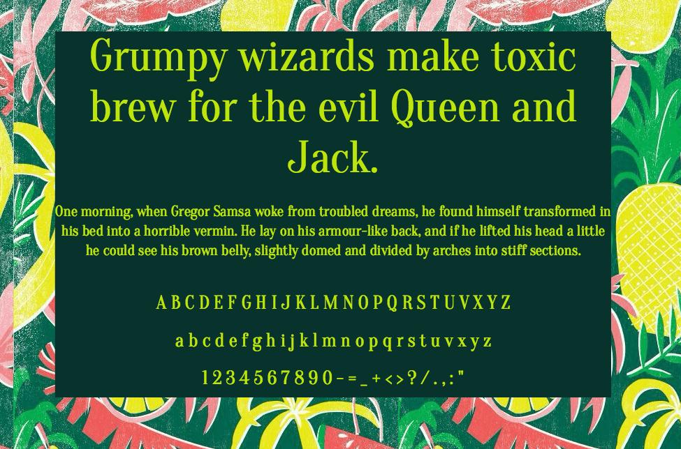 Download Oranienbaum font (typeface)