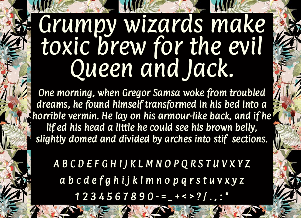 Download Paprika font (typeface)