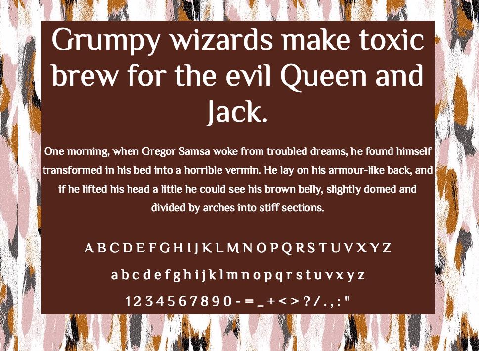Download Philosopher font (typeface)