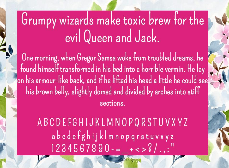 Download Pompiere font (typeface)