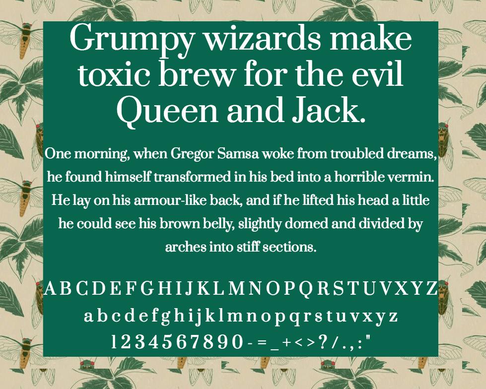 Download Prata font (typeface)