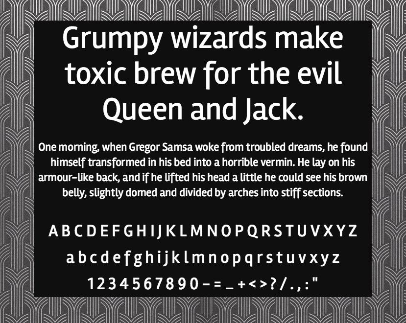 Download Rambla font (typeface)