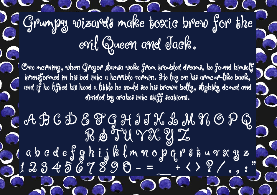 Download Ruge Boogie font (typeface)